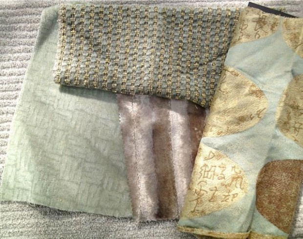 new materials work with existing elements