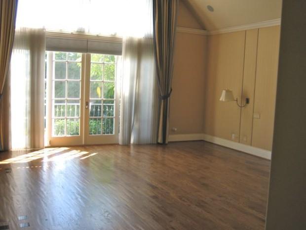 empty/before photo bedroom